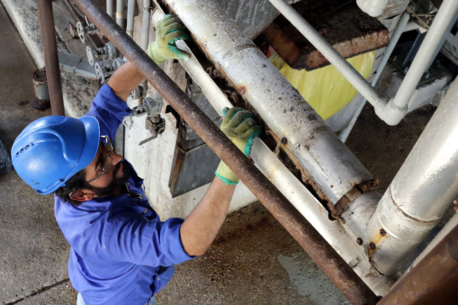آغاز تعمیرات اساسی فاز یک پتروشیمی پردیس